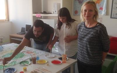 """Aprender creatividad con el taller """"Bosque Encantado"""""""