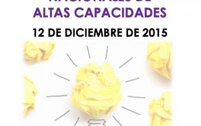 Centro Cadis participa en las IV Jornadas de Altas Capacidades en Barcelona