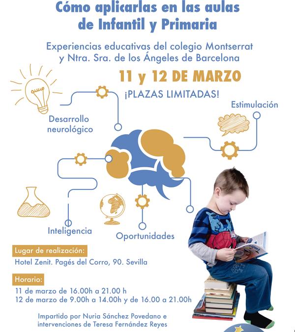 Curso presencial de Inteligencias múltiples: Cómo aplicarlas en las aulas de infantil y primaria