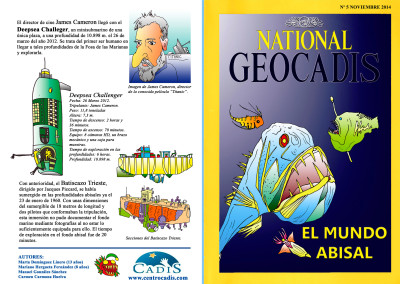 National Geocadis