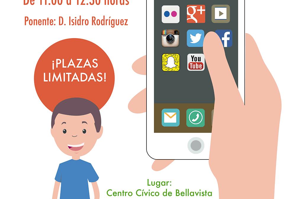 """Nueva sesión de Escuela de Padres y Profesores del Centro  CADIS centrada en """"Nuestros hijos y las redes Sociales"""""""